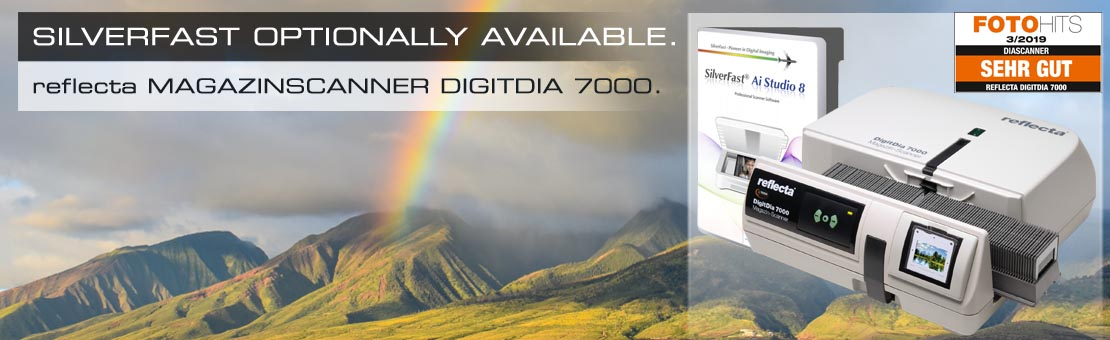 reflecta Magazinscanner DigitDia 7000