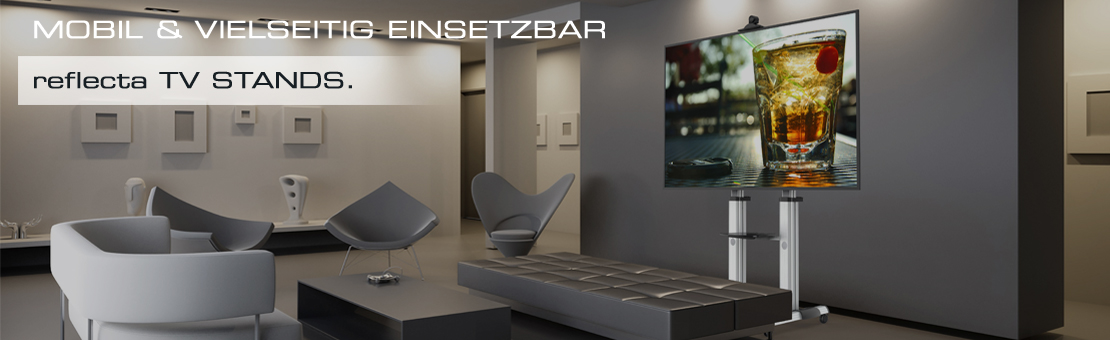 reflecta TV Stand 70VCE-Shelf