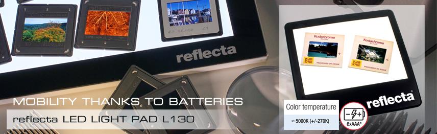 reflecte LED Light pad 130