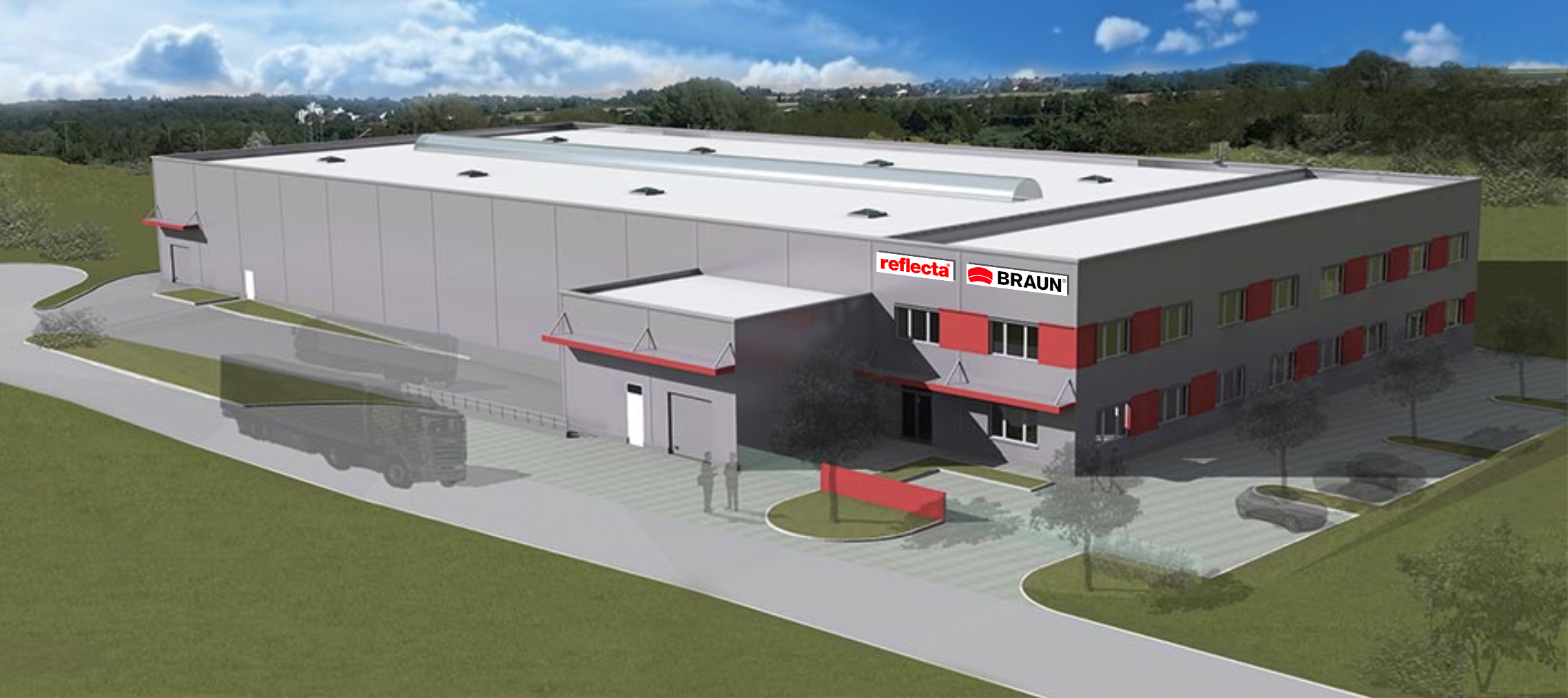 reflecta GmbH, Eutingen Germany
